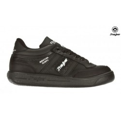 J'HAYBER leather sneakers...