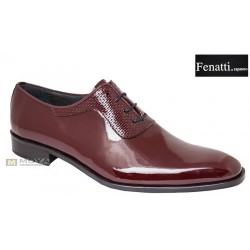 Groom shoe patent leather...